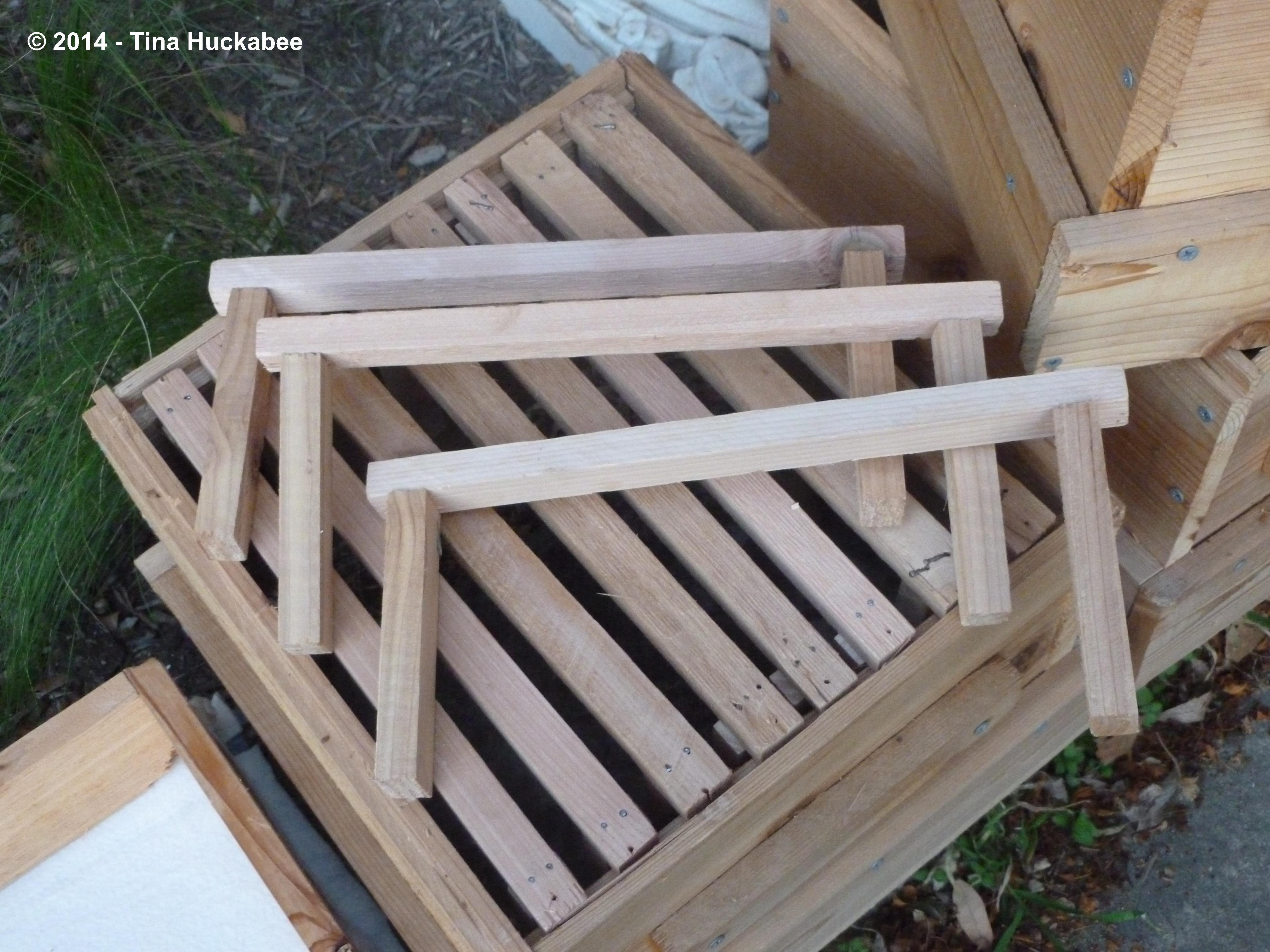 Warre Hives | My Gardener Says…